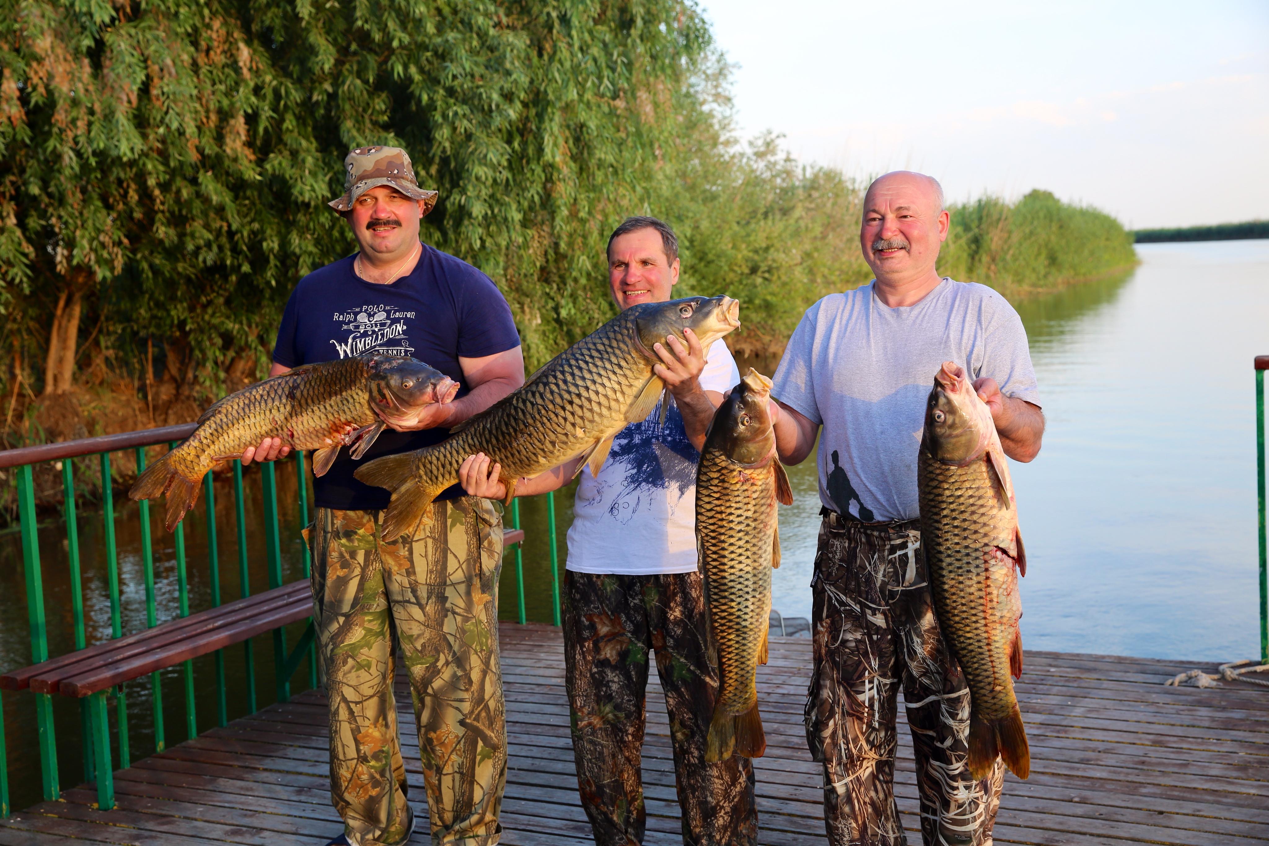 Рыбалка на волге астрахани